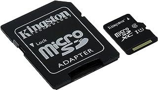 ProfessionalキングストンXperia XZプレミアムMicroSDHC MicroSDXCカードwithカスタム書式と標準SDアダプタ。(クラス10、UHS - I )