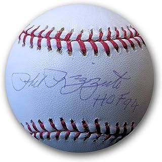 Phil Rizzuto Signed Autographed MLB Baseball HOF 94 New York Yankees COA