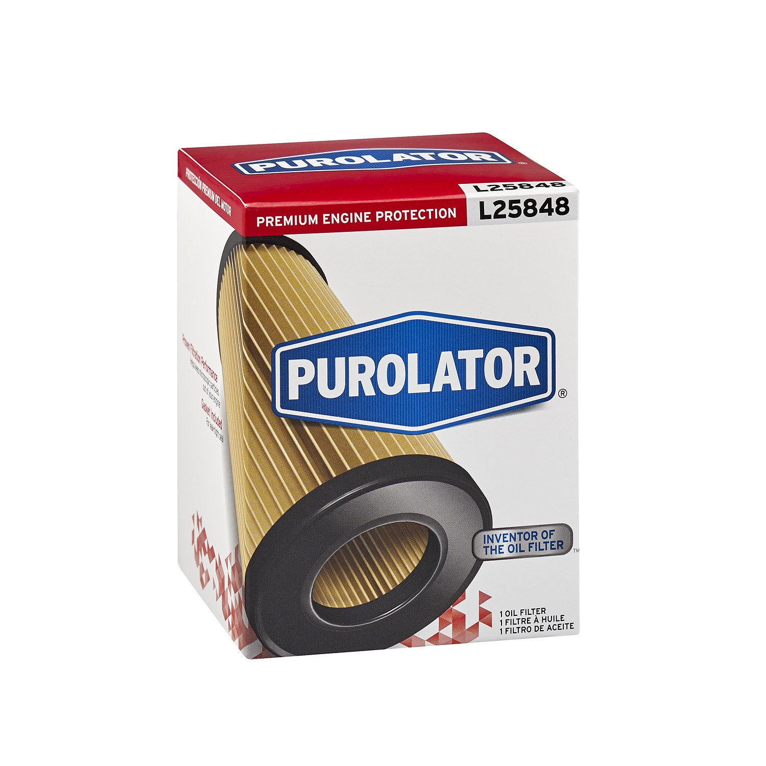 Purolator L25848 Classic Oil Filter