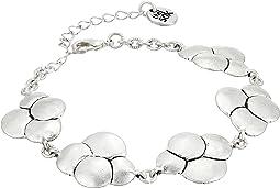 Layered Circle Line Bracelet