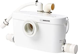 Saniflo 082 Saniaccess 3 Macerator 1/2 HP Pump, White