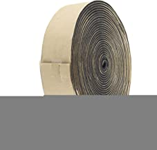 Aexit Black Electric Wiring & Connecting Wire Protector Self-Adhesive Insulating Tape Heat-Shrink Tubing 10M Length