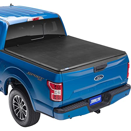 42-408 67 Bed Includes Track sys. clamp kit Tonno Pro Tonno Fits 2004-2015 Nissan Titan Soft Folding Truck Tonneau Cover
