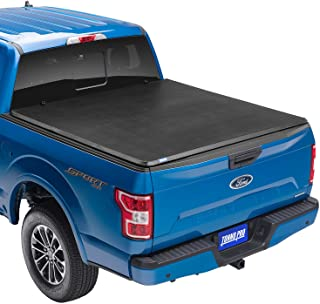 Amazon Com Truck Tonneau Covers Tri Fold Tonneau Covers Truck Bed Tailgate Accessor Automotive