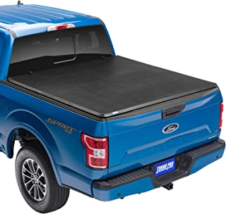 "Tonno Pro Tonno Fold, Soft Folding Truck Bed Tonneau Cover | 42-302 | Fits 2017 - 2021 Ford Super Duty 6' 10"" Bed (78.8"")"