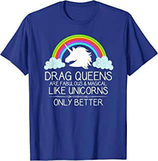 Drag Queen Shirt - Drag Queens Are Fabulous - Yas Hunty
