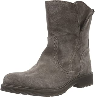 Buffalo London 8036 Suede, Women's Ankle Boots, Grey (Taupe 01), 5 UK (38 EU)