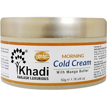 Khadi Morning Cold Cream - 50g
