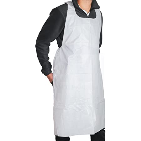 12pcs Kids Painting Cooking Aprons Disposable Artist Craft Kitchen Play Costume
