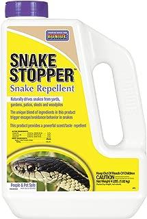 Bonide Products INC 916132 875 Snake Stopper, 4-Pound