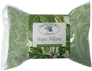 Hops Pillow With Your Choice of Fabric (4.25