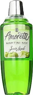Amoretti Premium Martini Cocktail Mix, Sour Apple, 28 Ounce