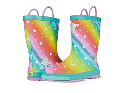 Western Chief Kids Superstar Rain Boots (Toddler/Little Kid/Big Kid) (Teal) Girls Shoes