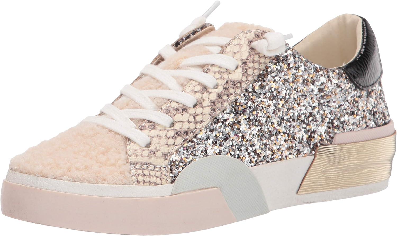 Dolce Vita Women's Zina Max 56% OFF Sneaker Omaha Mall Plush