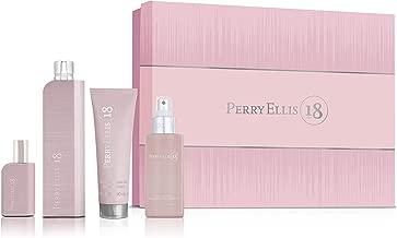 Perry Ellis Fragrances Perry ellis 18 for women - 4-piece gift set, 3.4 Fl Ounce