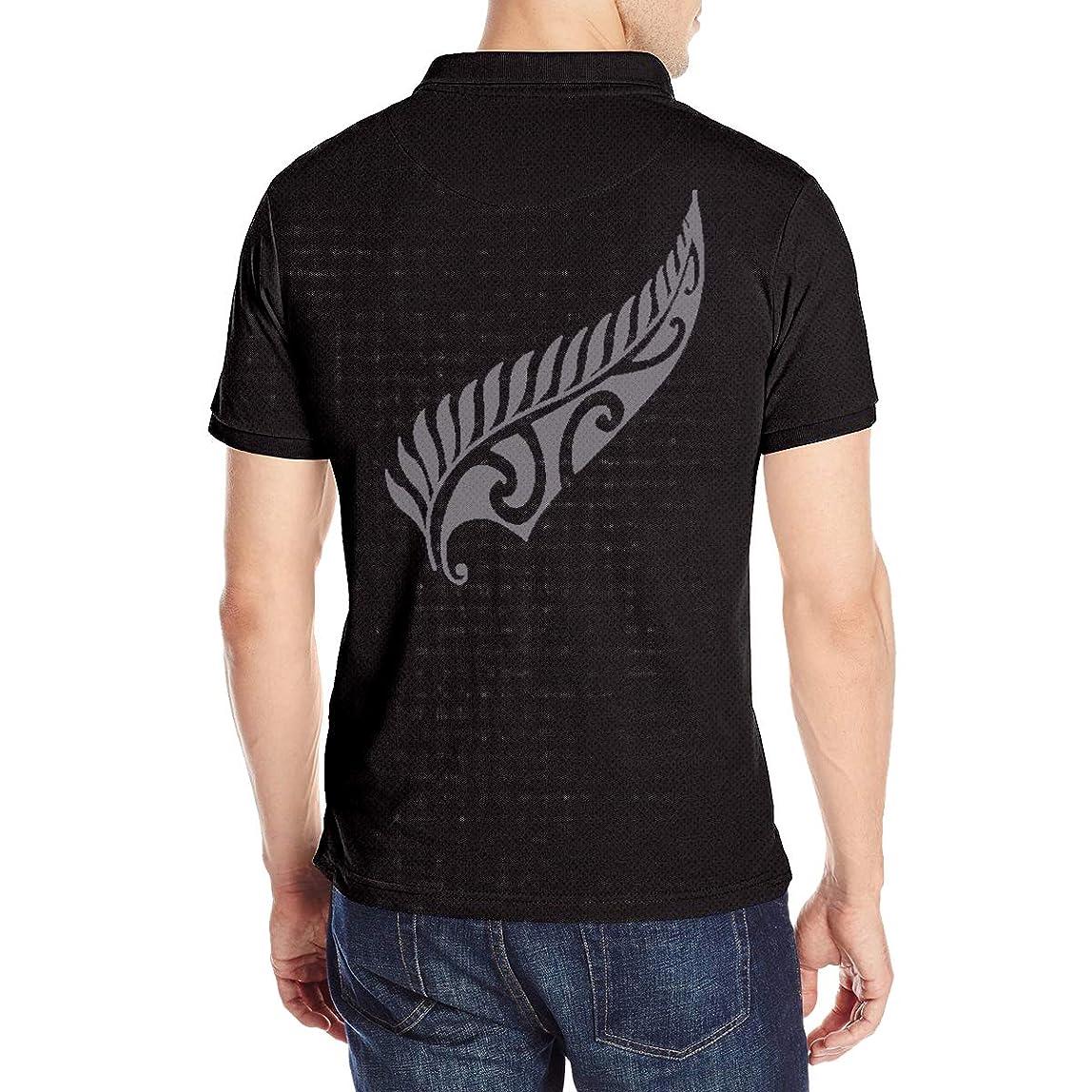 ロック解除痛い非難New Zealand Rugby ニュージーランドラグビー ポロシャツ 男の子 半袖 Polo Shirts 後ろプリント ゴルフウェア 吸汗速乾 春 夏 秋 おしゃれ ゴルフウェア クルーネック スポーツポロシャツ 柔らかい スポーツ 綿 快適 S~2XL
