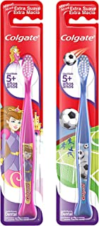 Colgate Cepillo Dental Kids 1pz, el empaque puede variar