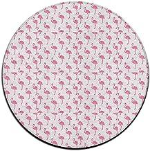 Summer Flamingo Doormat Entrance Mat Floor Mat Rug Indoor/Outdoor/Front Door Mats Non Slip
