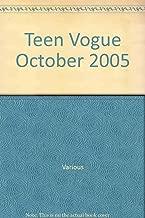 Teen Vogue October 2005