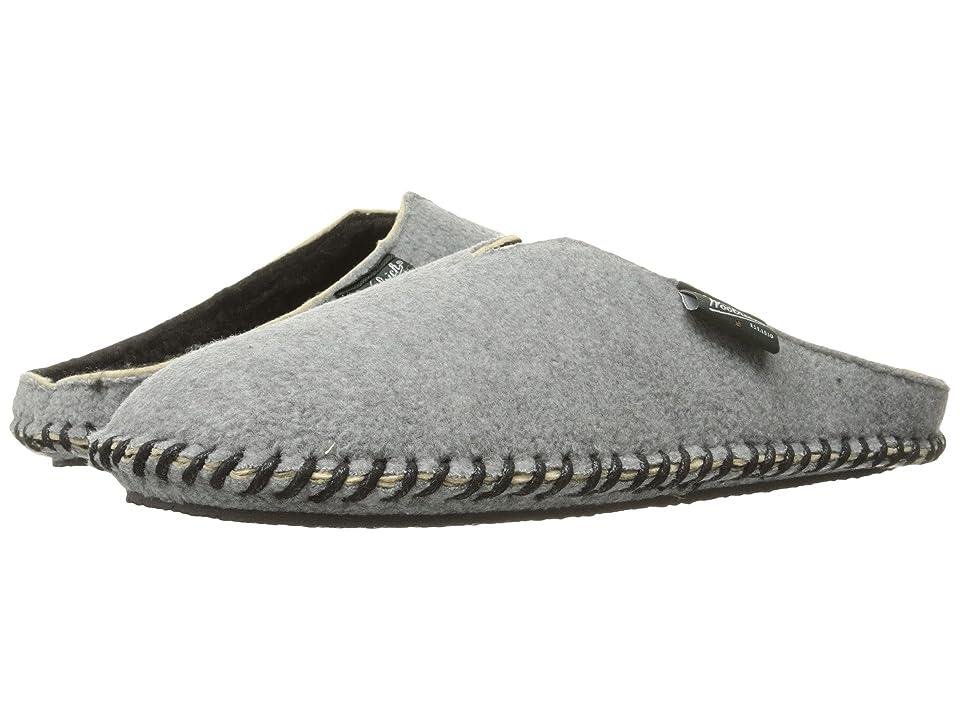 Woolrich Fleece Mill Scuff (Steel Gray) Men