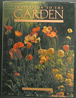 Invitation to the Garden: A Literary and Photographic Celebration