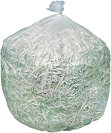 Brighton Professional High Density Trash Bags, Clear, 10 Gallon, 1,000 Bags/Box