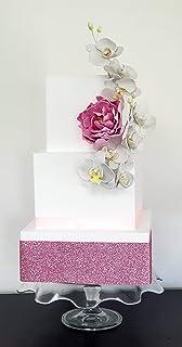 Luxury Cake - TORTA SCENOGRAFICA Compleanno Matrimonio Laurea Anniversario - Personalizzabile nei colori e nel numero