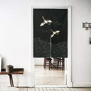 Best curtains japanese design Reviews