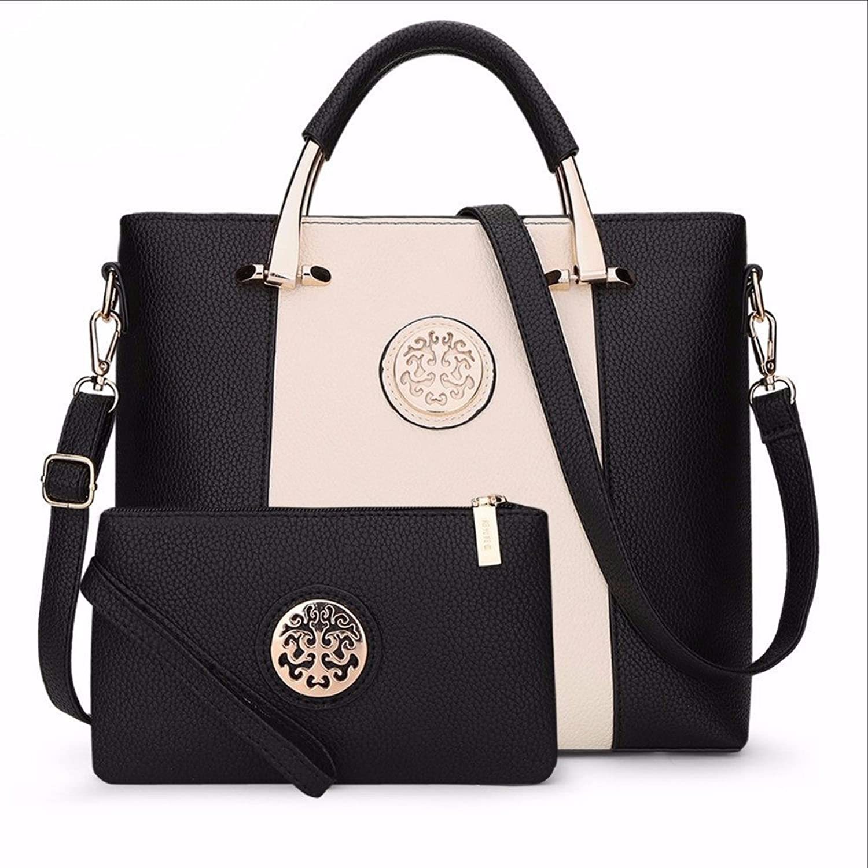 2 Bags Set European And American Style Women Bag Brand Designer Women Shoulder Bags Handbag And Purse