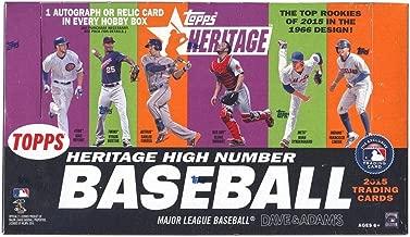 2015 topps baseball jumbo box