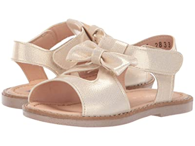 Kid Express Ada (Toddler) (Gold Combo) Girls Shoes