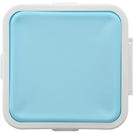 マーナ(MARNA) ぴたっとランチケース ライトブルー K689LB