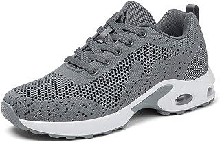 Mishansha Casual Walking Shoes Air Cushion Running Jogging Gym Women's Fashion Sports Sneakers Ultra Light Athletic Traini...