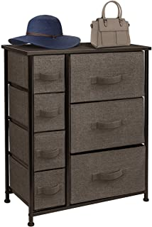Sorbus Dresser with Drawers - Furniture Storage Tower...