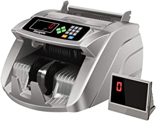 Money Counter Machine with UV/MG/IR, Kaegue Bill Currency Counter Machine, Cash Counting..