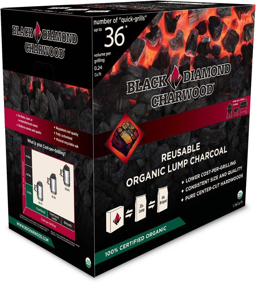 Under blast sales Black Dealing full price reduction Diamond CharWood BD176 Charcoal Box Lump Large