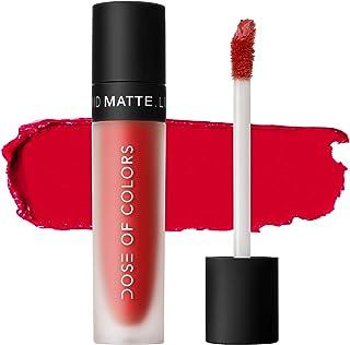 Lip gloss matte - Dose kiss of fire