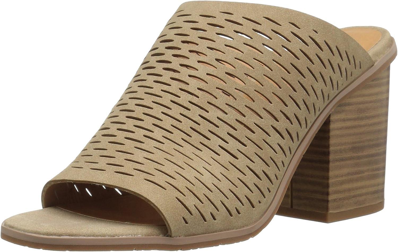 BC Footwear Womens Told You Dress Sandal