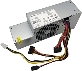 235W Watt PW116 H235P-00 Desktop Power Supply Compatible with Optiplex 760 780 960 980 990 Small Form Factor SFF Systems