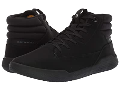Caterpillar Casual Hex Hi (Black) Men