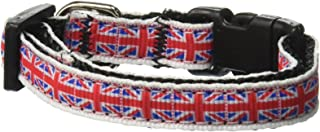 Best union jack leather dog collar Reviews