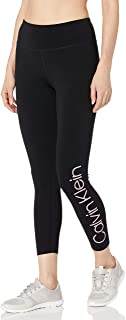 Calvin Klein Women's High Waist Solid Logo Legging