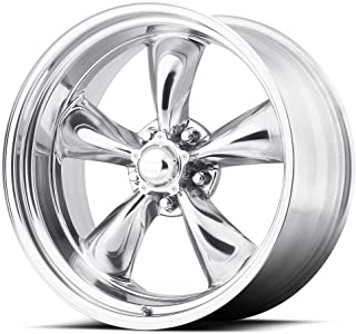 18x8//5x120.7mm, 0mm offset American Racing Custom Wheels VN515 Torq Thrust II 1 Pc Polished Wheel