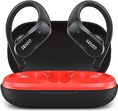 SENSO Wireless Earbud - Bluetooth True Wireless Earphones - TWS Best Sport Headphones for Workout Noise Cancelling Sweatpr...