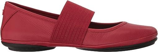 Medium Red Leather