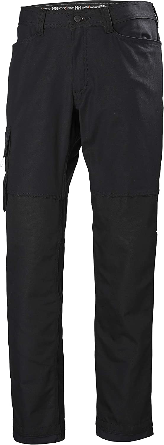 Helly-Hansen Workwear Animer and price revision Men's 77466 Service Pant Na Sale item Oxford
