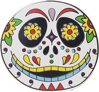 Disney Day of the Dead Jack Skellington - Sugar Skull Pin