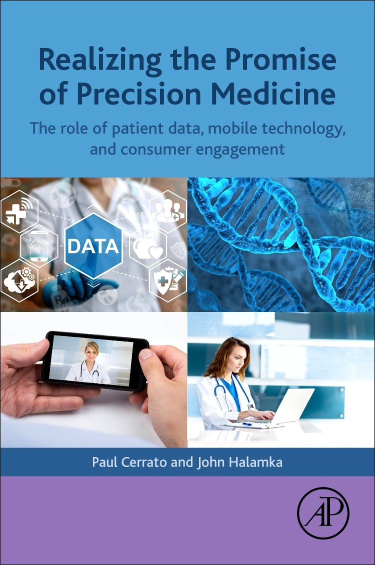 Image OfRealizing The Promise Of Precision Medicine: The Role Of Patient Data, Mobile Technology, And Consumer Engagement