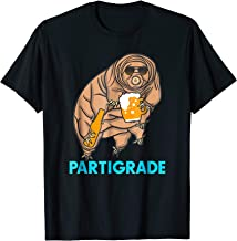 Funny Tardigrade Microbiology Waterbear Science T-Shirt