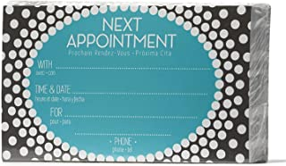 Salon Care Appointment Cards